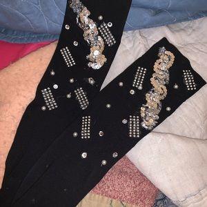 Accessories - Sequins socks
